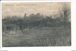 Carte  De  Deneuvre Ruines De La Tour Du Pacha - Francia