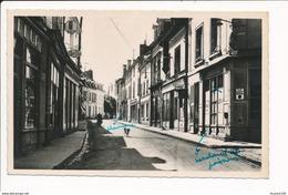 Carte  De Ligueil La Rue A. Briand ( Format C.P.A ) - France