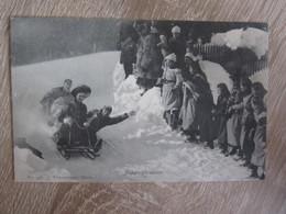 Sport D'hiver Bobsleighrennen Bobsleigh Suisse Davos - Altri
