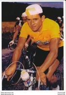 Carte ( Format 15 X 10,5 Cm ) Cyclisme  Roger  Walkowiak - Ciclismo