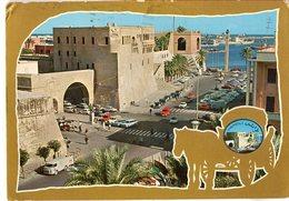 TRIPOLI - LIBYA - MEIDAN ESRAIA - Libia