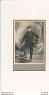 Photo Militaire Commandant GOUREAU RENE Médaille Décoration à Identifier ( Photographe EILERTSEN SCHERR à EPINAL 88 ) - Guerre, Militaire
