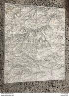 CARTE ETAT MAJOR ENTOILEE DREUX BREZOLLES COURVILLE LAONS BLAINVILLE BLEVY DIGNY BRICONVILLE CHATEAUNEUF EN THYMERAIS - Mapas Topográficas