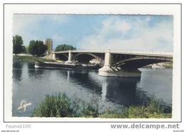 Carte D' Argenteuil  Le Pont - Argenteuil