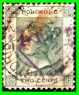 HONG KONG SELLO AÑO 1900 -1902 Victoria. - 1941-45 Occupazione Giapponese