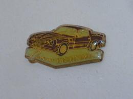 Pin's VOITURE 452, CAMARO 1980 - Pins