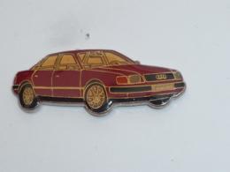 Pin's VOITURE 456, AUDI 100 - Audi