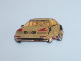 Pin's VOITURE 457, AUDI QUATTRO - Audi