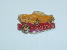 Pin's VOITURE 460, CORVETTE 1960 - Pins