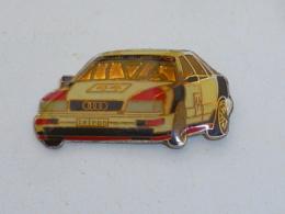 Pin's VOITURE 461, RALLYE AUDI - Audi