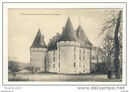 Carte Du Château Des Bories Près De Périgueux - Périgueux
