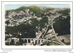 Carte De Morez Les Quatre Viaducs N° 3004 - Morez