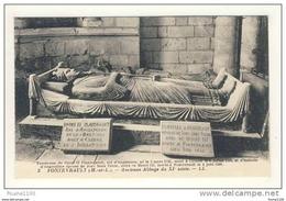 Carte De Fontevrault  L' Abbaye N° 3 - Unclassified