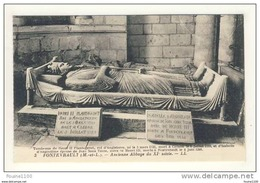 Carte De Fontevrault  L' Abbaye N° 3 - Francia