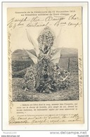 RARE  Souvenir De La Cérémonie Du 17 Novembre 1915 Au Cimetière Militaire De Void - Ohne Zuordnung