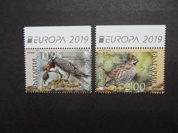 Bulgarien    Europa  Cept   Nationale Vögel   2019    ** - 2019