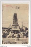 Carte De Cumières Le Monument Aux Morts ( Peu Courante ) - France