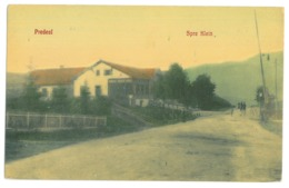RO 992 - 16577 PREDEAL, Vama, Romania - Old Postcard - Used - 1913 - Roumanie