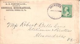 USA - Cover - Brewster - Beer - Unclassified