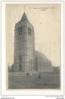 Carte De Loos En Gohelle L' église - France