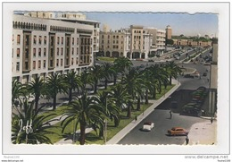 Maroc Rabat Avenue Mohamed V - Rabat