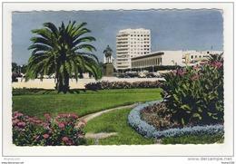 Maroc Casablanca Les Jardins Devant Le Palais De Justice - Casablanca