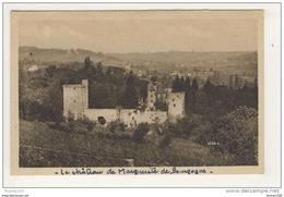 Carte De Couches Les Mines Château De Marguerite De Bourgogne - Non Classés