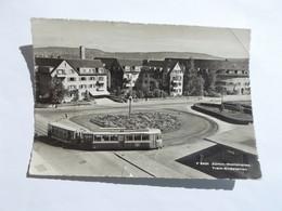 ZURICH Zurich-Wollishofen Tram- Endstation - ZH Zurich