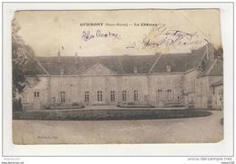 Carte De Gudmont Le Château ( Attention Très Mauvais état  Dommage Car Peu Courante ) - Non Classés