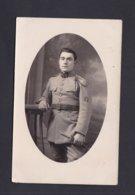 Carte Photo Portrait Militaire 31 31è Regiment De Dragons Edouard Husson à Barbonville Ref40909 - Non Classés