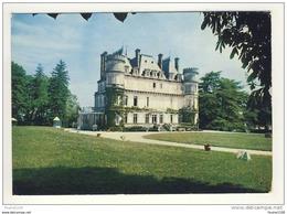 Carte ( Format 15 X 10,5 ) Jarnac Château De Souillac - Jarnac