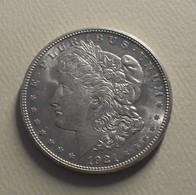 1921 - Etats-Unis - USA - ONE MORGAN DOLLAR, Argent, Silver, KM 110 - Federal Issues