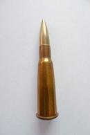 CARTOUCHE 8MM LEBEL MLE 1932N - Armes Neutralisées