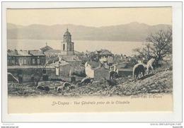 Carte De Saint Tropez  ( Recto Verso ) - Saint-Tropez