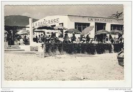 Carte De Cavalaire Hôtel Restaurant La Rascasse  ( Recto Verso )( Format C.P.A ) - Cavalaire-sur-Mer