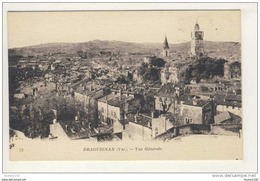 Carte De Draguignan ( Recto Verso ) - Draguignan