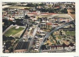 ## TRES BEAU PLAN AERIEN PEU COURANT ##  Carte De Saint André  ( Format 15 X 10,5 Cm )( Recto Verso ) - Non Classificati