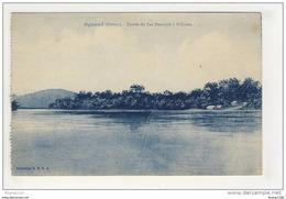 Ogooué ( Gabon ) Entrée Du Lac Onangué à N' Gomo - Gabon