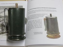 LAMPE GRENADE A CARBURE ALLEMANDE 1917 - 1914-18