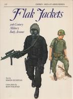 OSPREY  FLAK JACKETS  BODY ARMOUR GILET PROTECTION  PARE BALLE - English