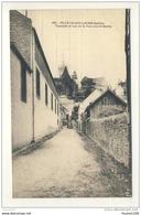 Carte De Sillé Le Guillaume Tannerie Et Rue De La Fontaine Saint Martin ( Recto Verso ) - Sille Le Guillaume