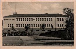 !  Alte Ansichtskarte Neunkirchen, Saarland, Arbeitsamt - Kreis Neunkirchen