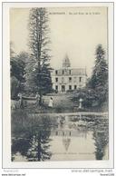 Carte De Robinson  ( Château ? ) Pécheur ( Recto Verso ) - Le Plessis Robinson
