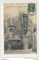 Carte De Robinson  ( Arbre  )( Recto Verso ) - Le Plessis Robinson