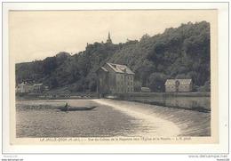 Carte De La Jaille Yvon ( Moulin ) ( Recto Verso ) - France