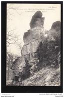 Carte Des Environs De Santenay Les Bains  Sampigny  ( Recto Verso ) - Francia