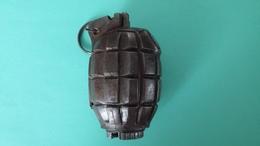 Grenade à Main Défensive Britannique Mills N° 36 MKI - Armi Da Collezione