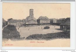 Carte De Longwy  ( Tramway ) ( Recto Verso ) - Longwy