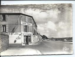"""KERHUON LE RELECQ - Café """" à La Cantine """" Près Plage Du Moulin Blanc - REMA N°3593 (vers 1962) VENTE DIRECTE X - France"""