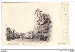 Carte Précurseur De Pont Audemer   ( Recto Verso ) - Pont Audemer